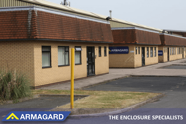 Armagard manufactures the DigiStopper at its very own facility