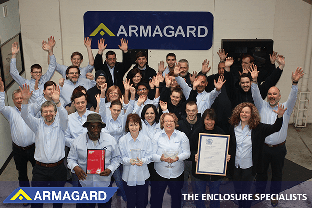 See Armagard's dedicated technical support team