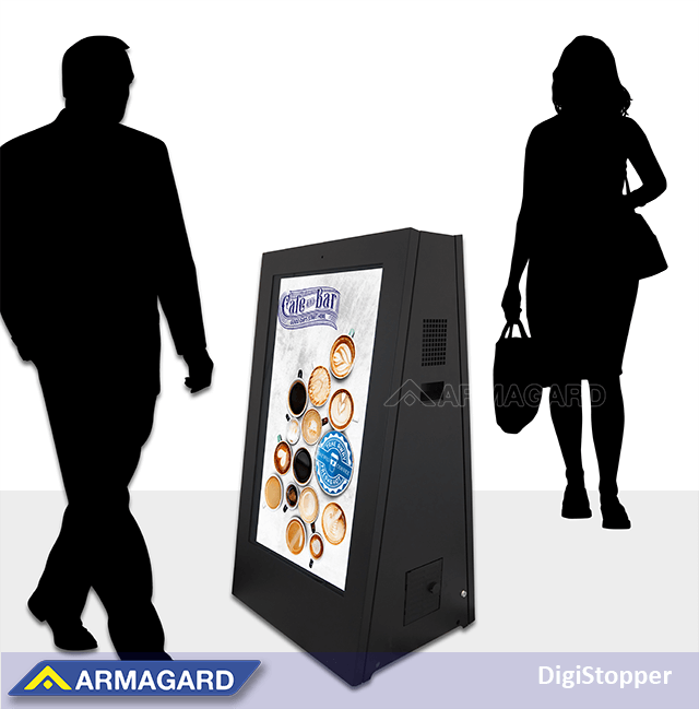DigiStopper™ Range for your retail store