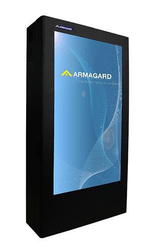 Armagard's 42 inch Portrait enclosure