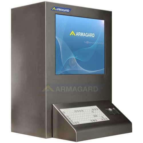 Slimline Intrinsically Safe Enclosure Computer And