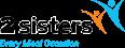2 sisters group logo