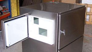 Asda heated printer enclosure