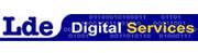 LDE digital services logo