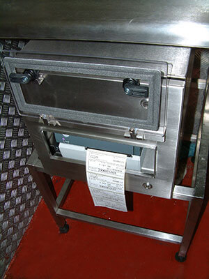 Northern foods Printer enclosure