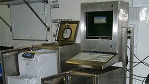 Northern Foods custom computer enclosures