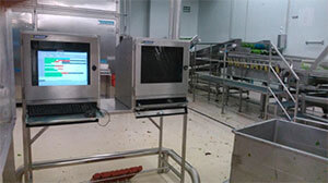 Two of the SENC-800 units in Florette Facility