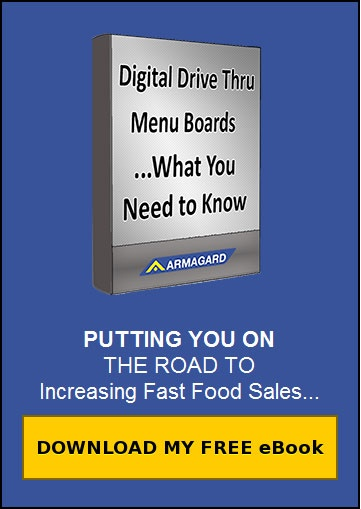 digital drive thru menu boards ebook