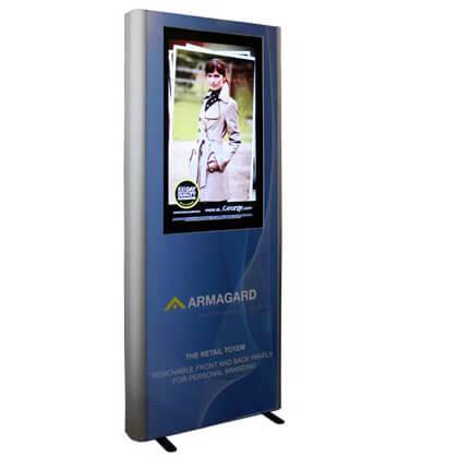 Digital Signage advertising [Product Image]