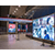 View the digital signage manufacturer of Emirates enclosure in-situ in London