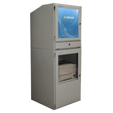 Industrial computer cabinet | PENC800 - PPRI-700 Industrial computer cabinet