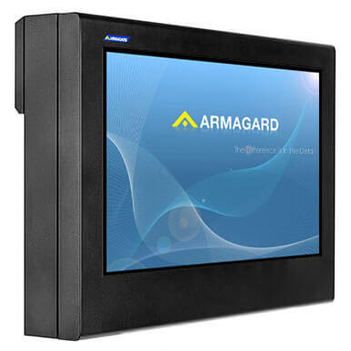 Lcd Enclosure Digital Signage Protection For Outdoor Or