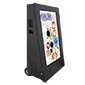 Mobile digital signage displays  | product range