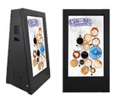 Digital A-Frames and Sandwich Boards