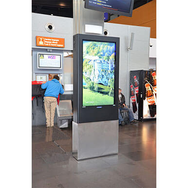 Outdoor Digital Billboards