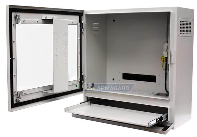 Industrial Computer Enclosure Ip54 Protection For 22