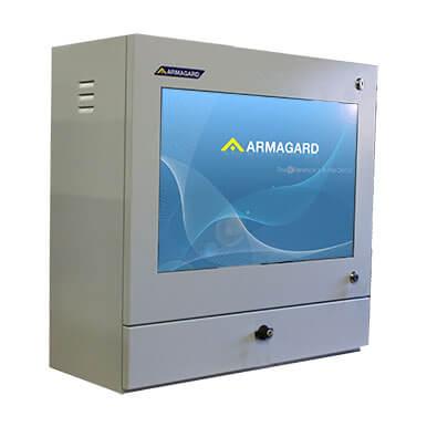 Industrial computer workstation | PENC-500