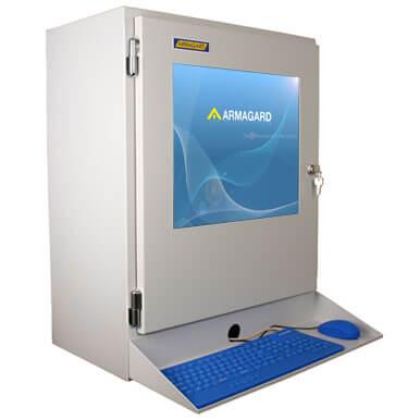 PENC-700 Industrial LCD Monitor Enclosure
