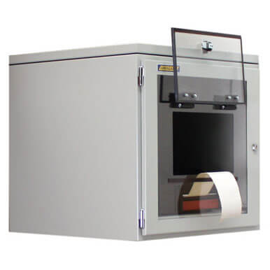 Mild Steel Printer Enclosure | PPRI-400 [product image]