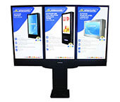 Samsung OH series Totems and wall mounts