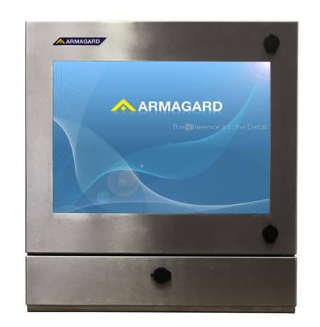 Waterproof Industrial Computer Enclosure Stainless Steel