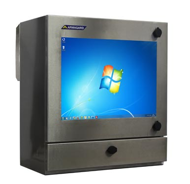Waterproof Industrial Computer Enclosure | SENC-400 [product image]
