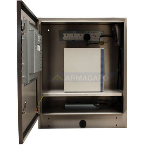 Waterproof Touchscreen Enclosure Stainless Steel