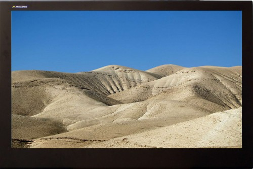 desert location for digital signage