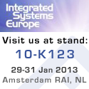 Visit Armagard at stand 10-K123 at the ISE exhibition 2013