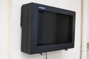 complete digital signage enclosure