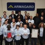 Armagard team and awards