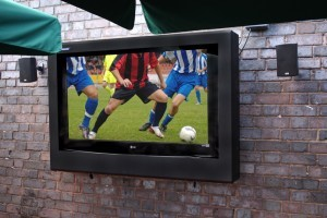 Digital signage unit