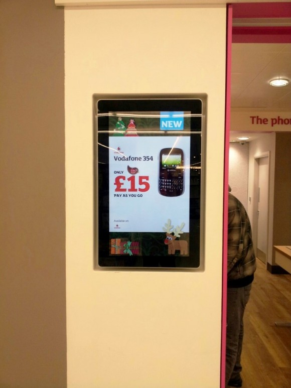 Digital Signage Advertising