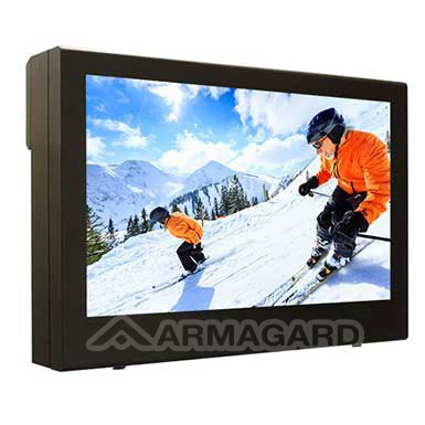High-brightness digital signage