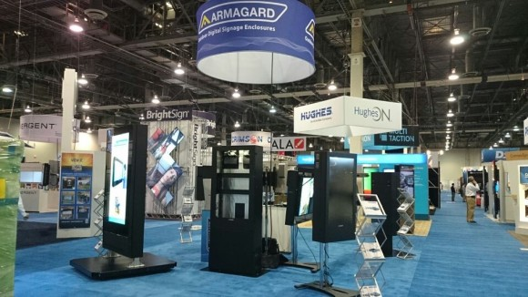 Digital Signage for Exhibitions
