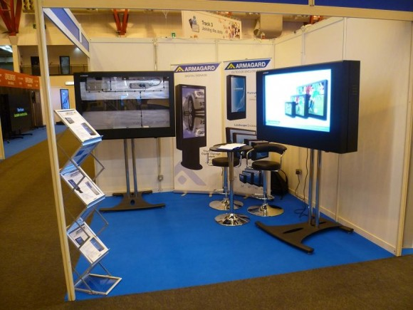 Digital signage exhibition
