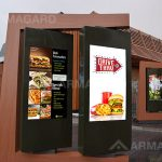 Digital Drive Thru Menu Boards