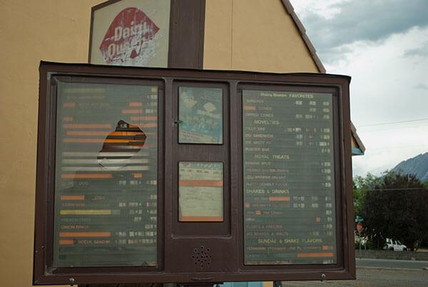 Digital signage displays are a target for vandals