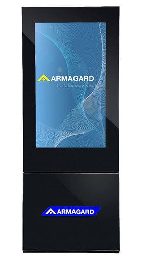 "Armagard's, 55"" monolith totem enclosure"