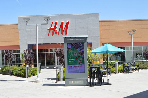 Grow Your Outdoor Digital Signage Network with Your Business