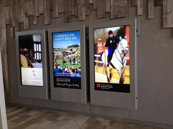 Outdoor Digital Signage Objections from Technophobes